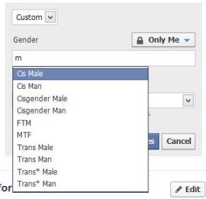 Gender-M