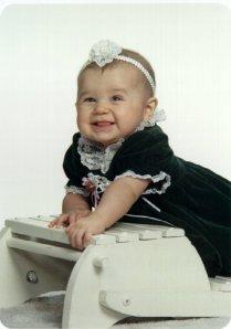 Abby - Christmas 2000