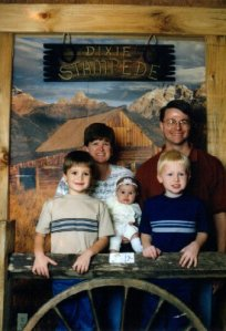 Dixie Stampede - Fall 2000