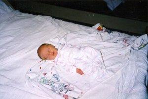 Newborn Rachel
