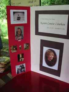 Karen Linehan...not forgotten