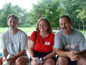 Andy, Becky, and Vance
