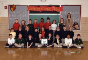 Timmy's Class Picture