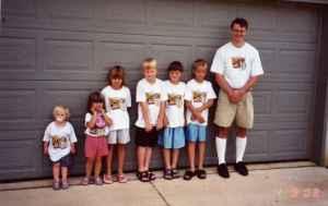 Vacation Bible School Crew