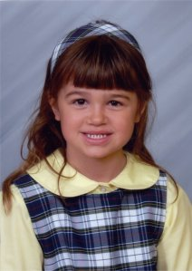 Abby - 1st Grader