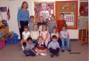Abby's Preschool class