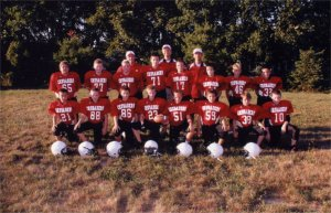 Tim & Jeff's Football Team