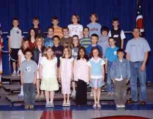 Casey's 4th Grade Class