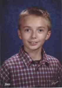 Casey, 5th Grade