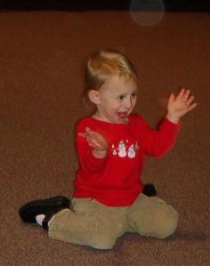 Sammy Clapping