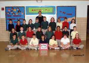 Jeff's 4th Grade Class