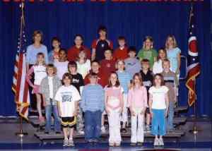 Kim's 5th Grade Class