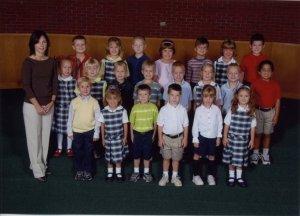Rachel's Kindergarten Class