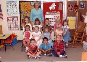 Rachel's Preschool Class
