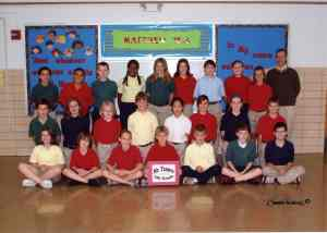 Tim's 5th Grade Class