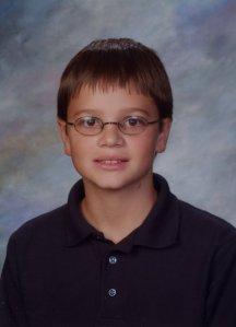Tim - 6th Grader